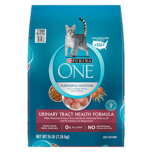 Purina One Best Cat Food for Urinary Problems